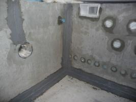 гидроизоляция бетона изнутри