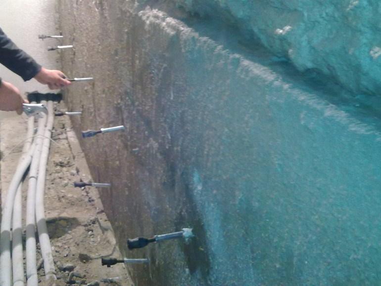 Инъекционная гидроизоляция, фото 1
