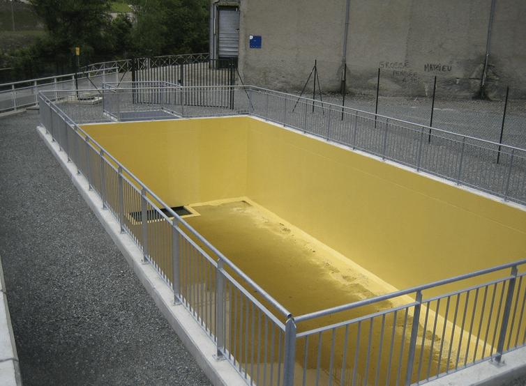Стоимость гидроизоляции резервуаров