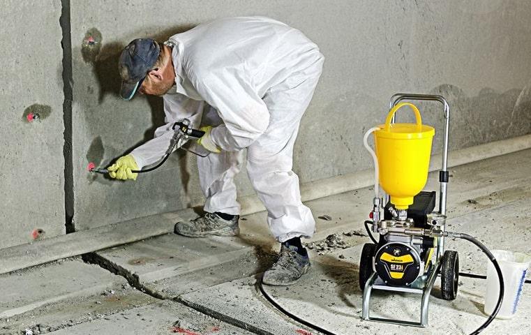 Инъекторы для цементного раствора марка прочности бетона
